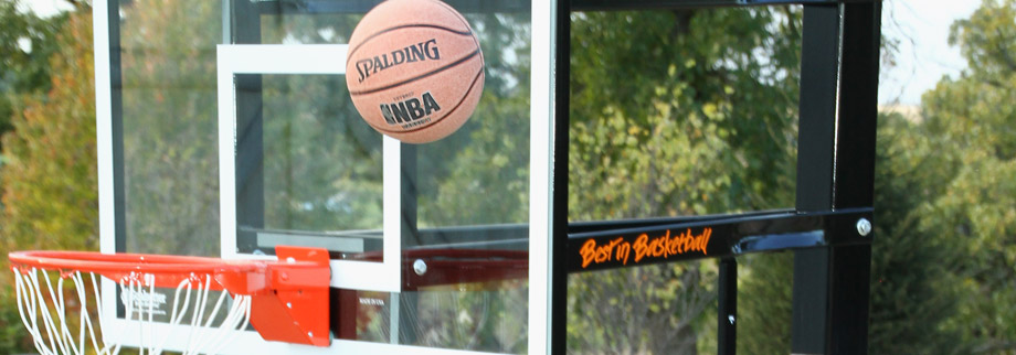 Goalsetter Extreme Series Basketball Hoops At Rainbow Play