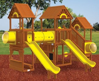 Rainbow Play Village Design 801