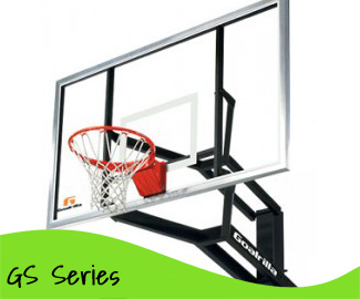 GS Series In-Ground Basketball Hoops