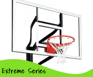 Extreme Series In-Ground Basketball Hoops
