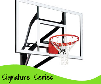 Signature Series In-Ground Basketball Hoops