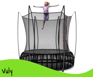 Vuly Trampolines, 360 Pro and Accessories